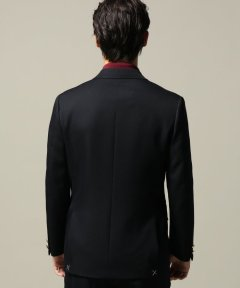 Double Brested Blazer 18010610000930: Navy