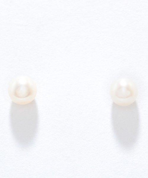 phoebe(フィービィー)/【K10】サークルパール2wayピアス/501851405_img04