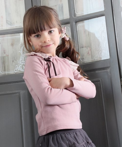 Rora(ローラ)/Rora リララ 長袖tシャツ(2color)/10002913_img01