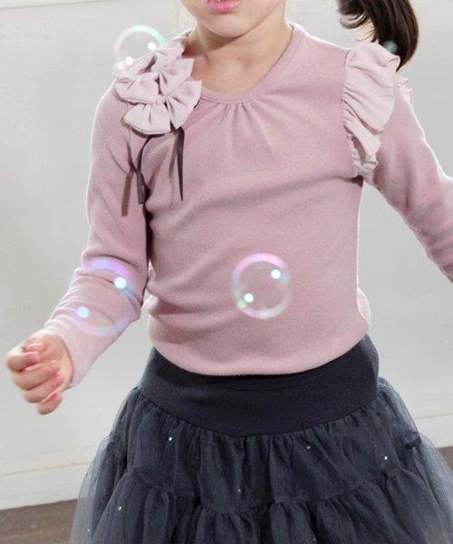 Rora(ローラ)/Rora リララ 長袖tシャツ(2color)/10002913_img04