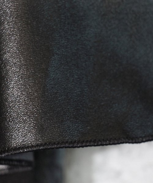 Rora(ローラ)/Rora ブラックスカートパンツ/10005284_img14