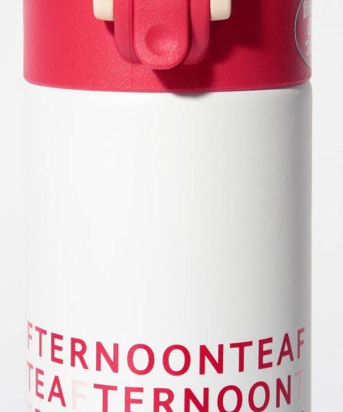 Afternoon Tea LIVING(アフタヌーンティー・リビング)/サーモス/ロゴ柄ワンタッチスリムボトル 400ml/FL0718204612_img04