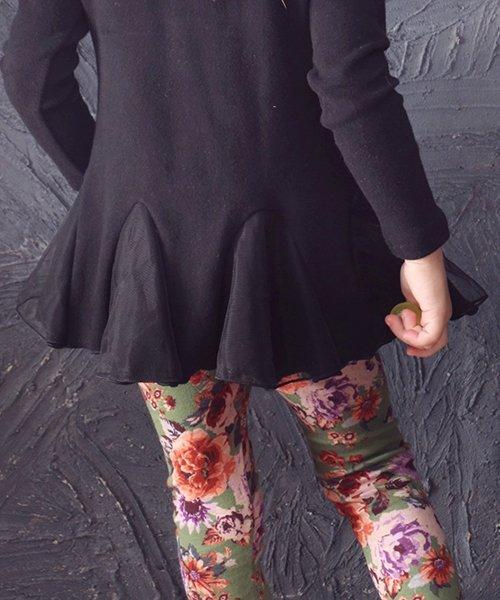 Rora(ローラ)/Rora アート チュニックワンピース(ネックレスセット)(2color)/10002985_img09