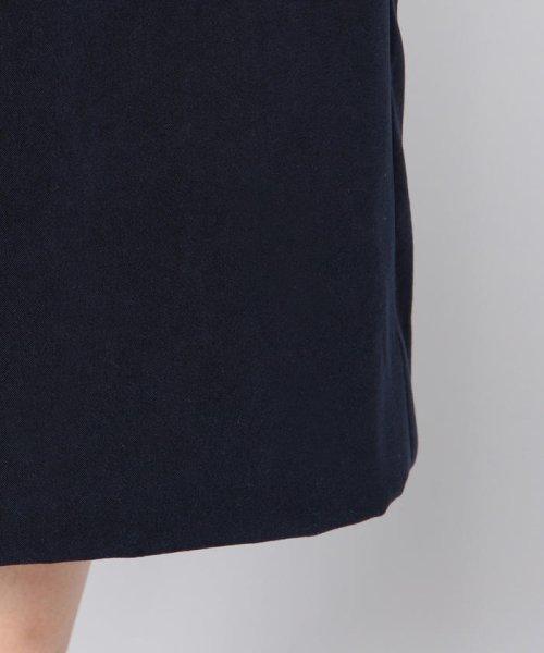 Viaggio Blu(ビアッジョブルー)/【洗濯機OK】【4サイズ展開】サテンムースガウチョパンツ/261076002_img04