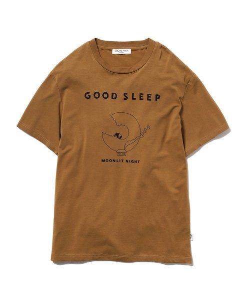 GELATO PIQUE HOMME(GELATO PIQUE HOMME)/【GELATO PIQUE HOMME】GOOD SLEEPワンポイントTシャツ/PMCT184960_img08