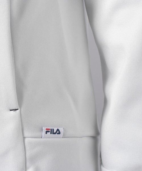 FILA(フィラ)/三層ボンディング裏フリースZIPパーカー/448605_img08