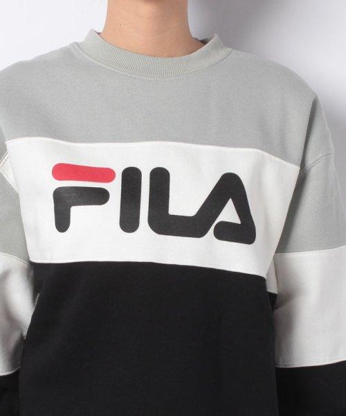 FILA(フィラ)/切替スウェットトレーナー/448615_img03