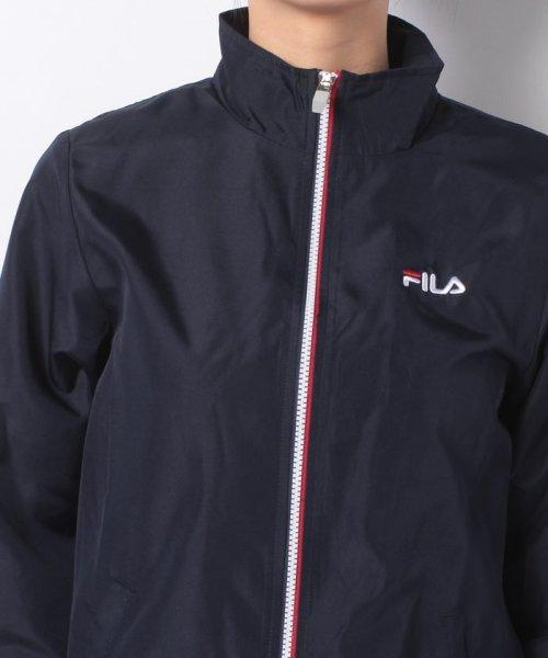 FILA(フィラ)/【セットアップ対応商品】タフタ×裏フリースジャケット/448676_img03