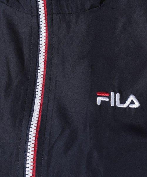 FILA(フィラ)/【セットアップ対応商品】タフタ×裏フリースジャケット/448676_img07