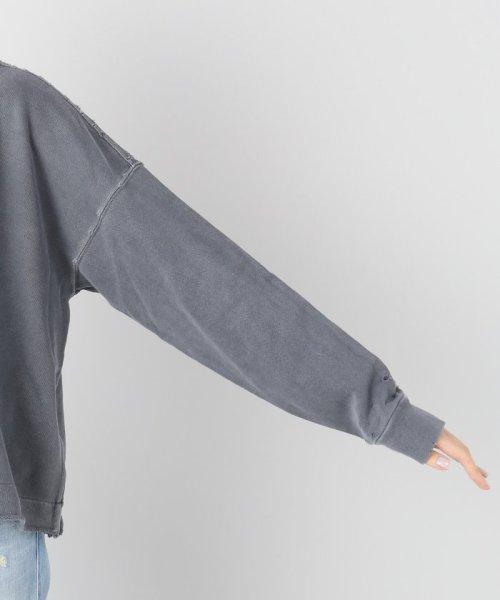 JOINT WORKS(ジョイントワークス)/AMO boxy sweat shirt/18070711788230_img06