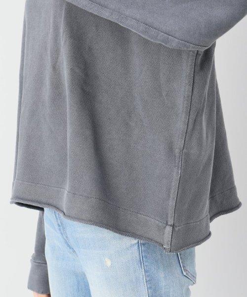 JOINT WORKS(ジョイントワークス)/AMO boxy sweat shirt/18070711788230_img10