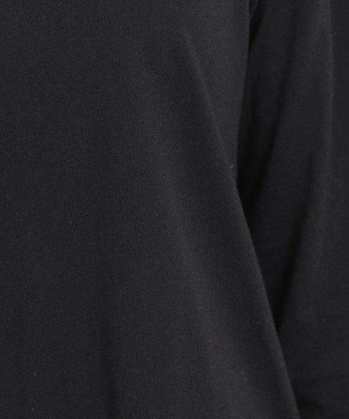 BEAUTY&YOUTH UNITED ARROWS(ビューティアンドユース ユナイテッドアローズ)/【新色予約】【WEB限定】by ※∴ボートネックロングスリーブTシャツ/16126994333_img19