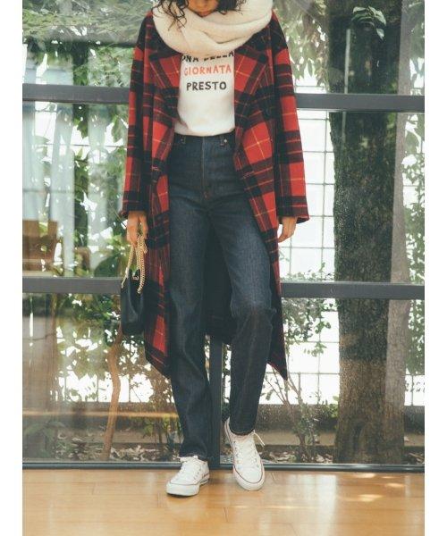 Mila Owen(ミラオーウェン)/3段ロゴTシャツ/09WCT184181_img10