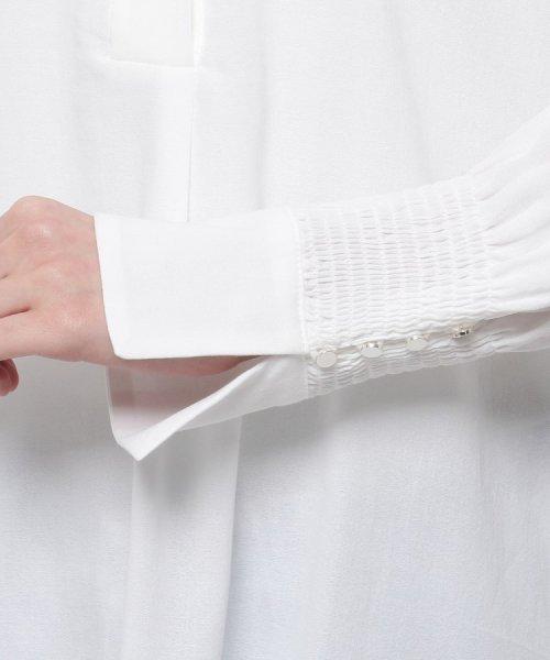 AIRPAPEL(エアパペル)/【洗える】コットンブラウス/20180257585900_img05