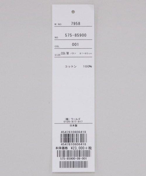 AIRPAPEL(エアパペル)/【洗える】コットンブラウス/20180257585900_img08