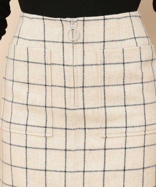 ADAM ET ROPE'(アダム エ ロペ)/ポケット付き台形スカート/GAC28300_img08