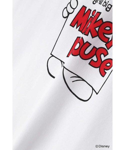 NATURAL BEAUTY BASIC(ナチュラル ビューティー ベーシック)/Disneyコレクション・ミッキーTシャツ/0178263871_img17