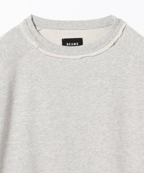 BEAMS OUTLET(ビームス アウトレット)/BEAMS / タチキリ ラグラン スウェットシャツ/11131564925_img06