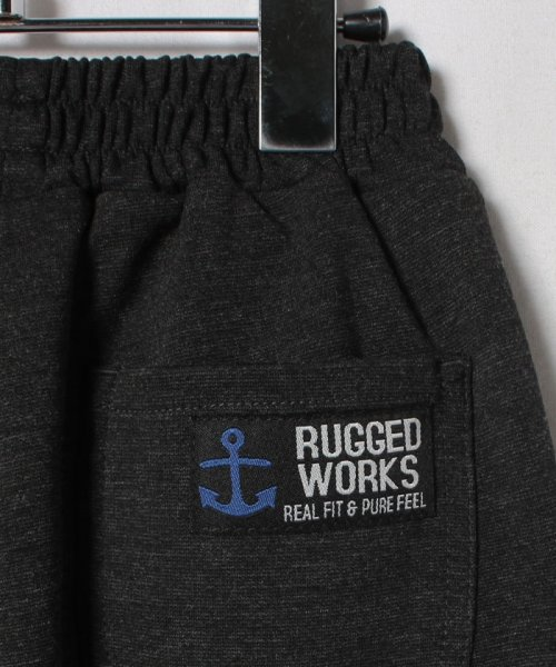 RUGGEDWORKS(ラゲッドワークス)/脇フリルワイドパンツ/781569R_img03