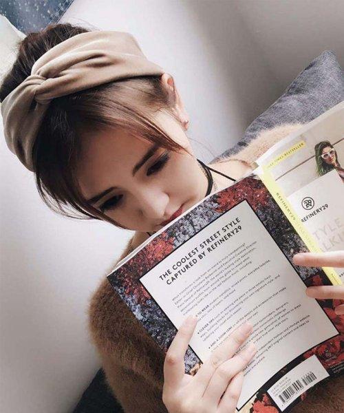 miniministore(ミニミニストア)/ベロア ヘアバンド レディース 幅広 ヘアアクセサリー 髪飾り 雑貨 無地 ヘッドバンド/1MIS-002_img15