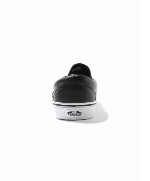 JOURNAL STANDARD relume Men's(ジャーナルスタンダード レリューム メンズ)/VANS / ヴァンズ CLASSIC SLIP-ON - CALF HAIR CHECKER/18093465003230_img02