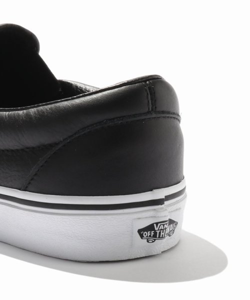 JOURNAL STANDARD relume Men's(ジャーナルスタンダード レリューム メンズ)/VANS / ヴァンズ CLASSIC SLIP-ON - CALF HAIR CHECKER/18093465003230_img03