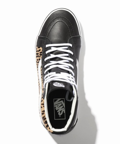 JOURNAL STANDARD relume Men's(ジャーナルスタンダード レリューム メンズ)/VANS / ヴァンズ SK8-HI REISSUE - CALF HAIR MULTI/18093465003330_img05