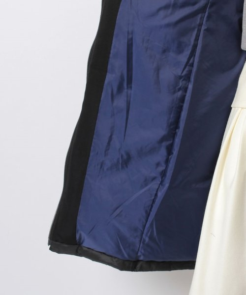 LANVIN en Bleu(ランバンオンブルー)/コクーンダウンコート/3806118_img30