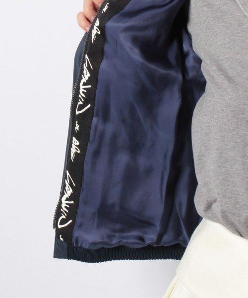 LANVIN en Bleu(ランバンオンブルー)/バイカラーキルティングジャケット/3806208_img17