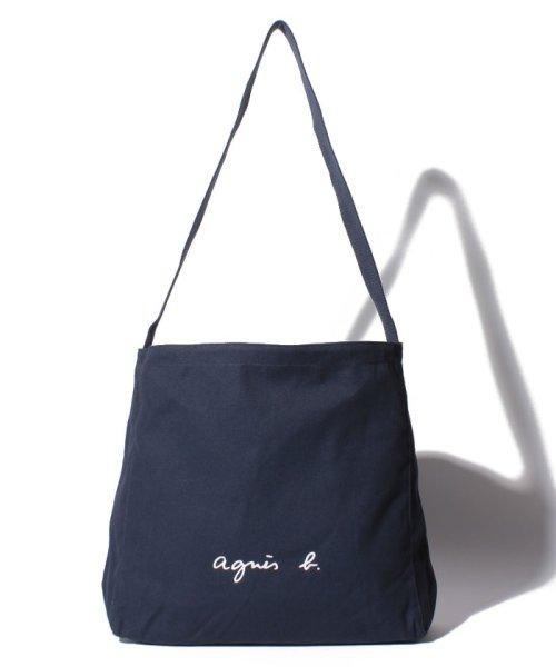 agnes b. Voyage(アニエスベー ボヤージュ)/【WEB限定】GO03‐03 ロゴショルダーバッグ/N249VSA9_img09