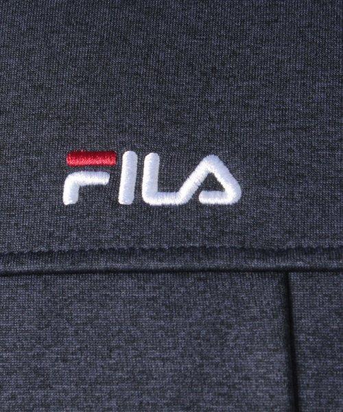 FILA(フィラ)/【セットアップ対応商品】三層ボンディング裏フリースパーカージャケット/448366_img07