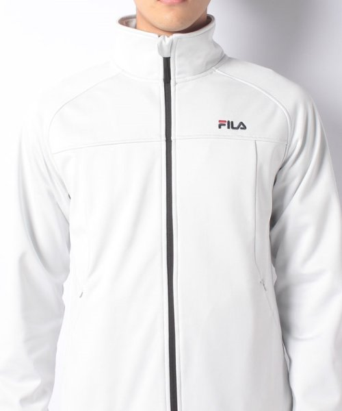 FILA(フィラ)/【セットアップ対応商品】三層ボンディング裏フリースパーカージャケット/448366_img11