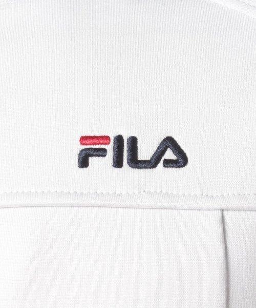 FILA(フィラ)/【セットアップ対応商品】三層ボンディング裏フリースパーカージャケット/448366_img15