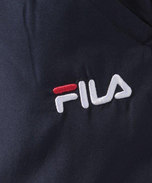 FILA(フィラ)/【セットアップ対応商品】タフタ×裏フリースロングパンツ/448378_img04