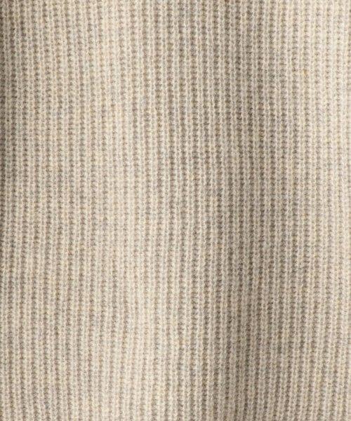 coen(コーエン)/【手洗いできる】ラムナイロンボトルネックニット/76306068060_img06