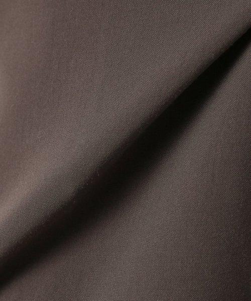 NOBLE(スピック&スパン ノーブル)/【STAIR】 サイドボタンタックパンツ◆/18030250000130_img45