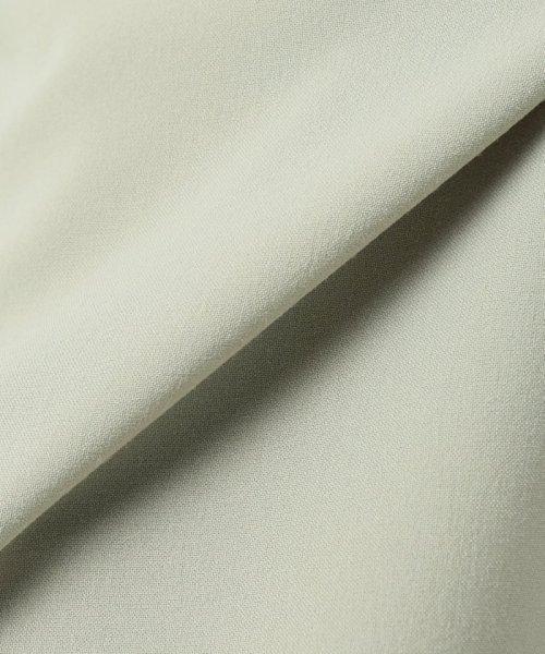 NOBLE(スピック&スパン ノーブル)/【STAIR】 サイドボタンタックパンツ◆/18030250000130_img46