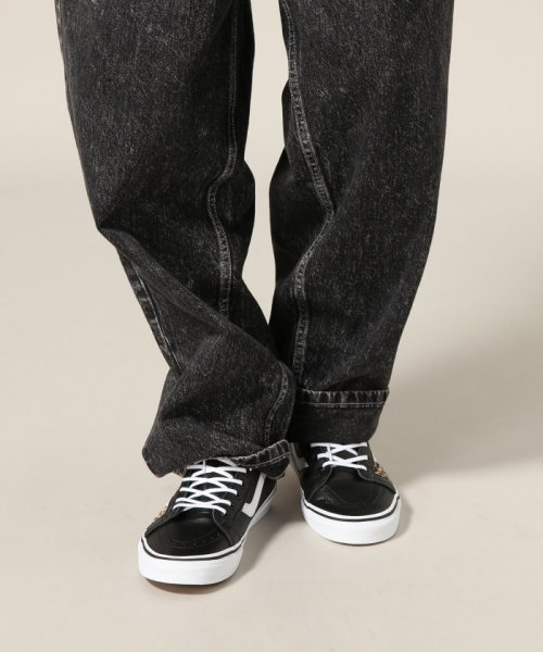 JOURNAL STANDARD relume Men's(ジャーナルスタンダード レリューム メンズ)/VANS / ヴァンズ SK8-HI REISSUE - CALF HAIR MULTI/18093465003330_img11