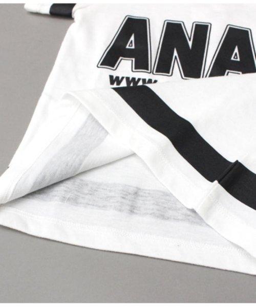 ANAP KIDS(アナップキッズ)/ラインデザイントップス+ハーフパンツSET-UP/0480300251_img07