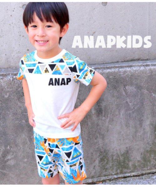 ANAP KIDS(アナップキッズ)/柄SETUP/0480300255_img01