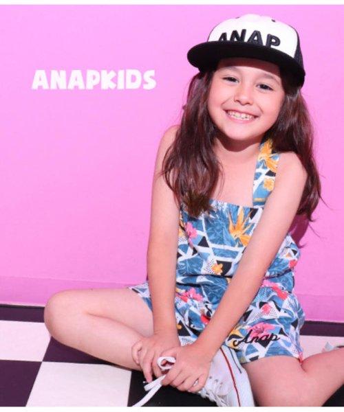 ANAP KIDS(アナップキッズ)/ボタニカル柄SETUP/0480300256_img01