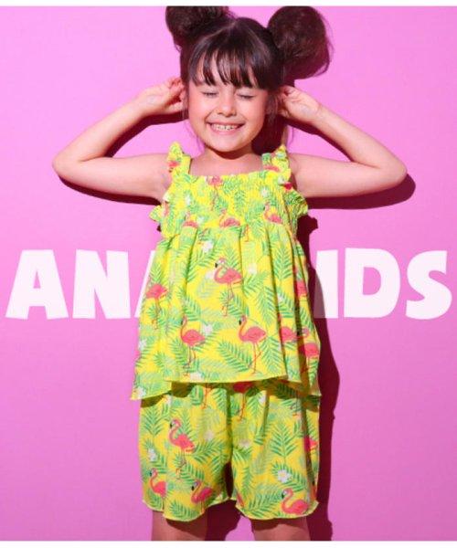 ANAP KIDS(アナップキッズ)/フラミンゴSETUP/0480300263_img01