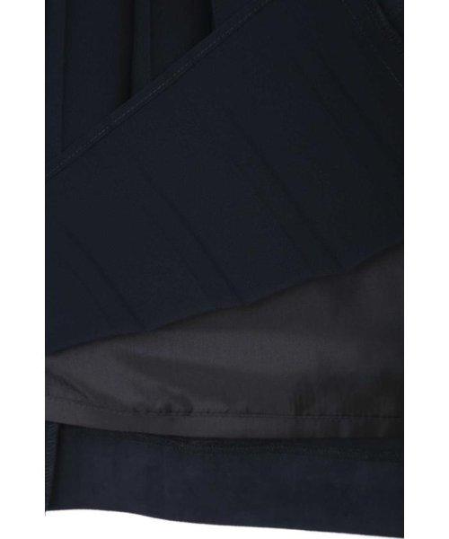 NATURAL BEAUTY(ナチュラル ビューティー)/【TVドラマ着用】エルモザスエードサイドプリーツフレアスカート/0188220025_img10