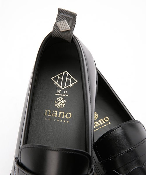 nano・universe(ナノ・ユニバース)/WH:別注アノネイローファー/6708233030_img06
