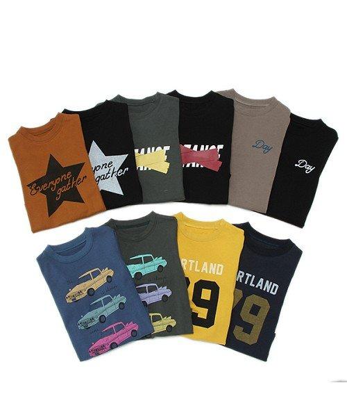 b-ROOM(ビールーム)/【WEB限定】ボーイズデザインプリントTシャツ/9884290_img05