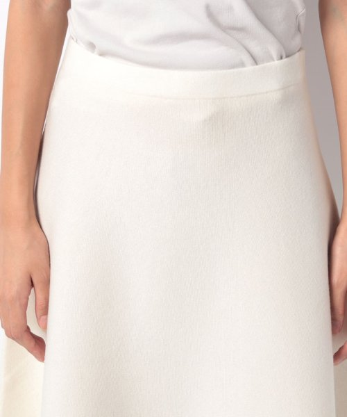 LAPINE BLEUE(ラピーヌ ブルー)/【セットアップ対応商品】12Gミラノリブニットフレアースカート/239532_img03