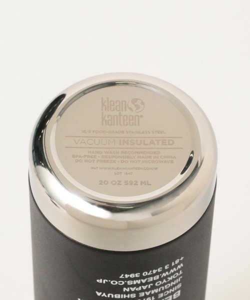 bPr BEAMS(bPrビームス(雑貨))/klean kanteen × BEAMS / 別注 インスレートクラシックボトル 20oz/33040337254_img13