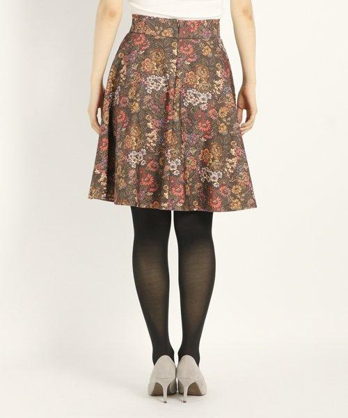 UNIVERVAL MUSE(ユニバーバル ミューズ)/ゴブランハイテンション スカート/8574406_img02