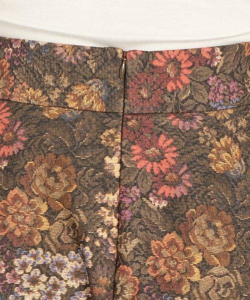 UNIVERVAL MUSE(ユニバーバル ミューズ)/ゴブランハイテンション スカート/8574406_img04