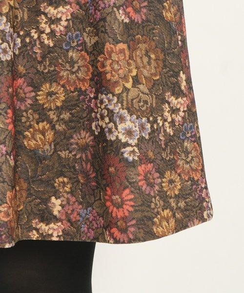 UNIVERVAL MUSE(ユニバーバル ミューズ)/ゴブランハイテンション スカート/8574406_img05
